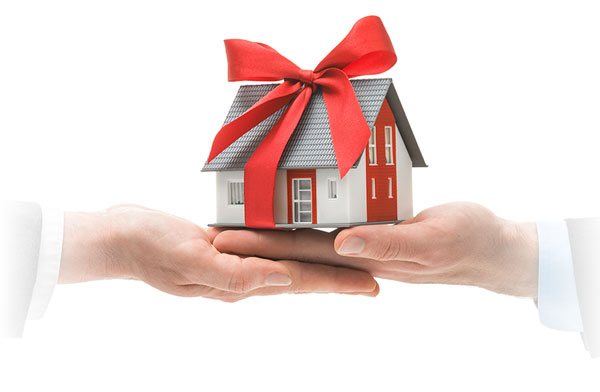 Gift deed, Property gift deed